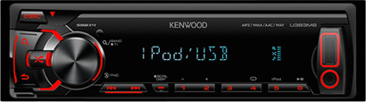 KENWOOD U383MS [MP3/WMA/AAC/WAV/FLAC]