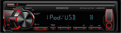 KENWOOD U383MS [MP3/WMA/AAC/WAV/FLAC]